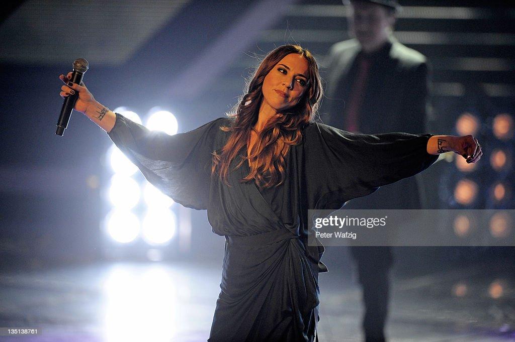 The X Factor Live : Nachrichtenfoto