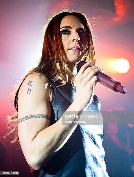 Melanie C performs on stage at Scala on December 9 2011 in London United Kingdom