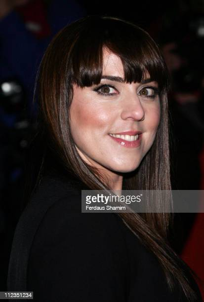Melanie Chisholm aka Mel C during 'I Want Candy' London Premiere Red Carpet Arrivals at Vue West End in London United Kingdom