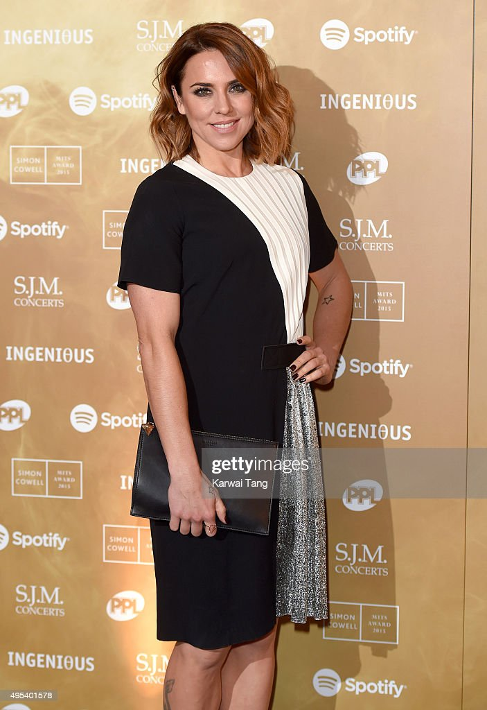 Music Industry Trust Awards - Arrivals : News Photo
