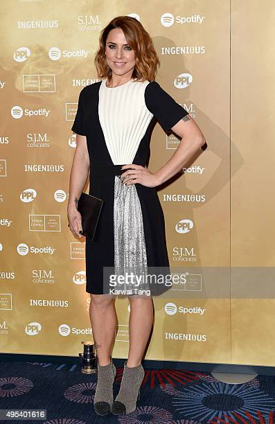 Melanie Chisholm attends the Music Industry Trusts Awards in aid of the Nordoff Robbins charity and BRIT Trust at The Grosvenor House Hotel on...