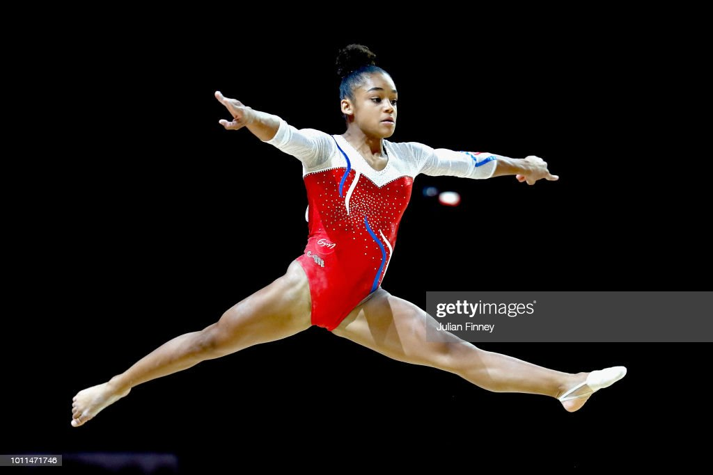 Gymnastics - European Championships Glasgow 2018: Day Four : News Photo