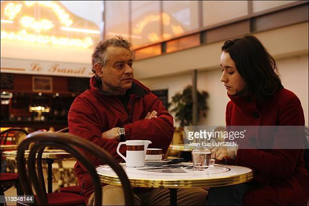 Melanie Delloye Betancourt On The Launch Day Of The Manifest For The Liberation Of Ingrid Betancourt In Paris, France On January 23, 2007 - Melanie...