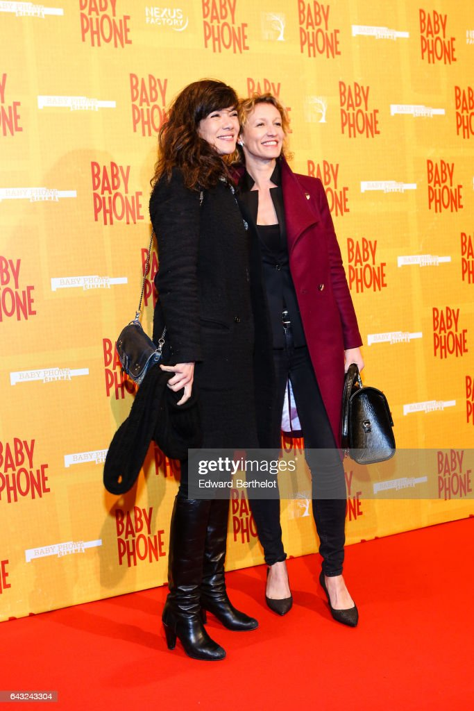 """Baby Phone"" Paris Premiere At Cinema UGC Normandie"