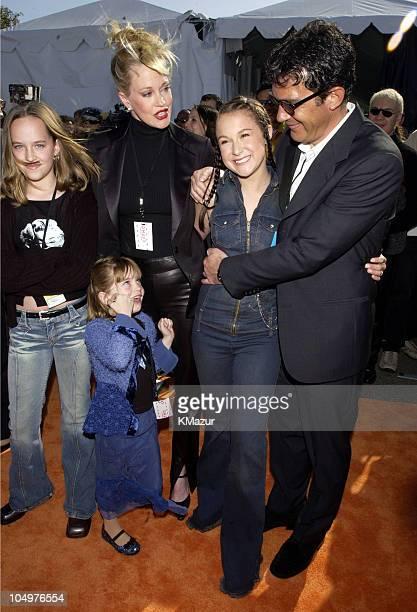 Melanie Griffith Antonio Banderas daughters Stella Dakota Alexa Vega