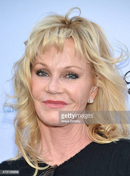 Melanie Griffith attends the Children's Justice Campaign event on May 12 2015 in Beverly Hills California