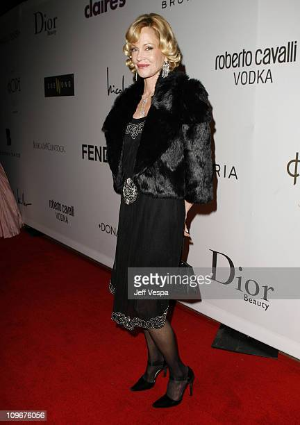 Melanie Griffith during Sharon Stone and Kelly Stone Host the 1st Annual 'Class of Hope Prom 2007' Charity Benefit Red Carpet and Inside at...