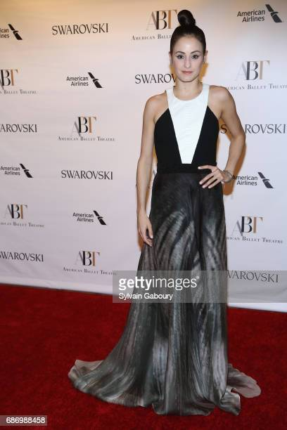 Melanie Hamrick attends American Ballet Theatre Spring 2017 Gala at David H Koch Theater at Lincoln Center on May 22 2017 in New York City