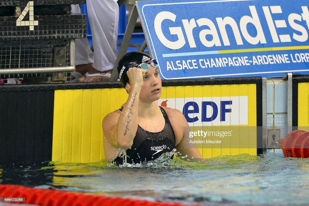 French National Swimming Championships : Photo d'actualité