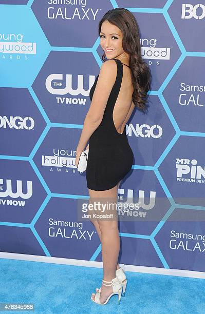 Melanie iglesias getty images melanie iglesias arrives at the 16th annual young hollywood awards at the wiltern on july 27 voltagebd Choice Image