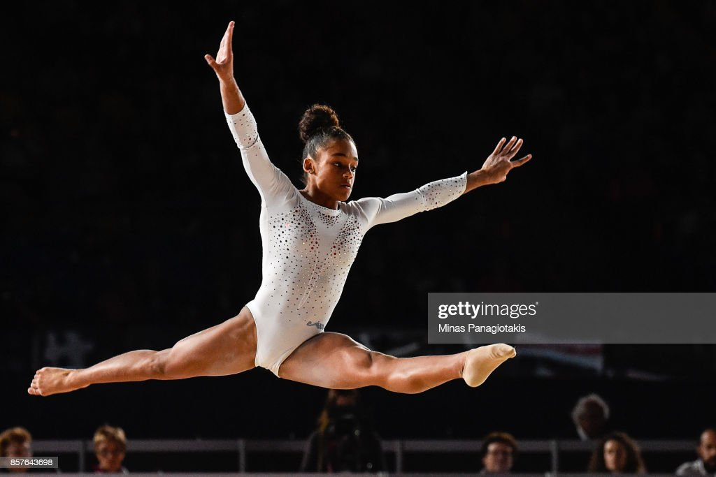 Artistic Gymnastics World Championships - Qualifications : Photo d'actualité