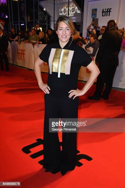 Melanie Joly attends the 'Long Time Running' premiere during the 2017 Toronto International Film Festival at Roy Thomson Hall on September 13 2017 in...