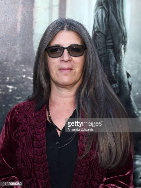 Melanie Jones arrives at the premiere of Warner Bros' The Curse Of La Llorona at the Egyptian Theatre on April 15 2019 in Hollywood California