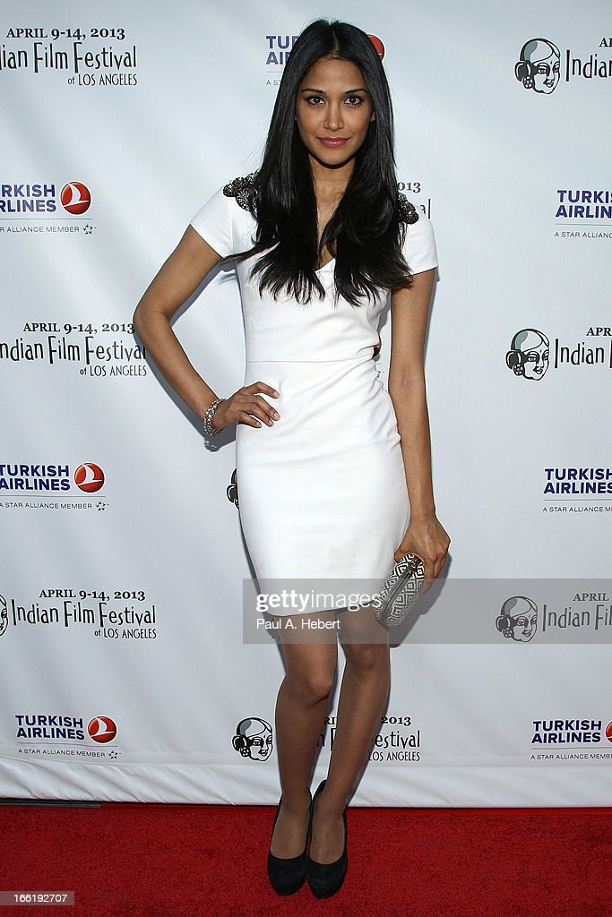 Melanie Kannokada attends the Indian Film Festival Of Los Angeles (IFFLA) Opening Night Gala For 'Gangs Of Wasseypur' on April 9, 2013 in Hollywood, California.