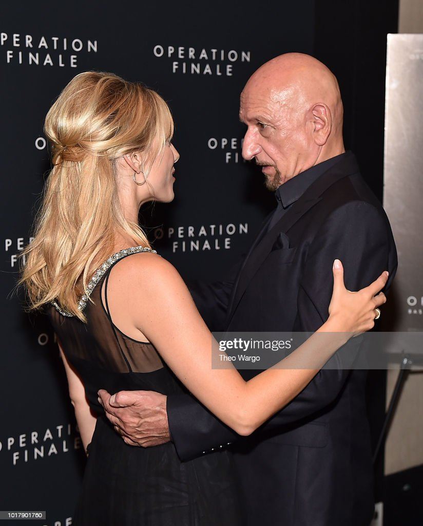 """Operation Finale"" New York Premiere"