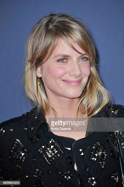 Melanie Laurent attends the 40th Cesar Film Awards at Theatre du Chatelet on February 20, 2015 in Paris, France.