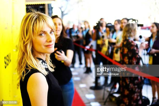 Melanie Laurent attends the Galveston Premiere 2018 SXSW Conference and Festivals at Paramount Theatre on March 10 2018 in Austin Texas