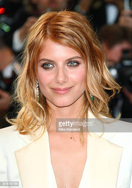 Melanie Laurent attends the 'Inglourious Basterds' Premiere at the Grand Theatre Lumiere during the 62nd Annual Cannes Film Festival on May 20 2009...
