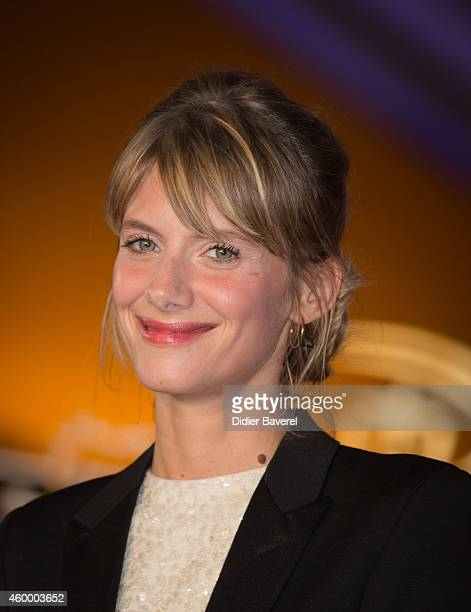 Melanie Laurent attends the Jury Photocall Red Carpet during the opening ceremony of the 14th Marrakech International Film Festival on December 5...
