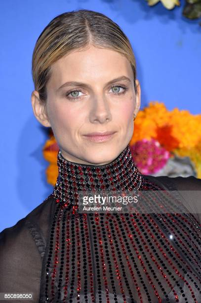 Melanie Laurent attends the opening season gala at Opera Garnier on September 21 2017 in Paris France