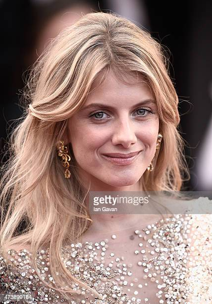 Melanie Laurent attends the Premiere of 'Inside Out' during the 68th annual Cannes Film Festival on May 18 2015 in Cannes France