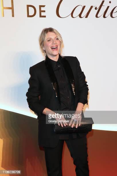 Melanie Laurent during the Clash de Cartier event at la Conciergerie on April 10 2019 in Paris France
