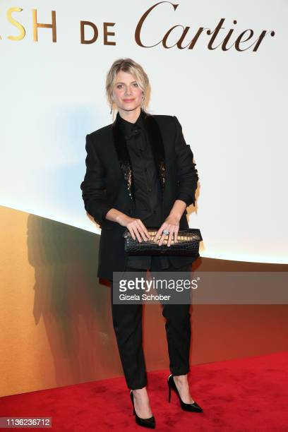 Melanie Laurent during the Clash de Cartier event at la Conciergerie on April 10 2019 in Paris France