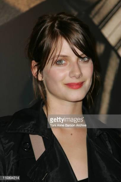 Melanie Laurent during 'The Departed' Paris Premiere at Le Grand Rex in Paris France