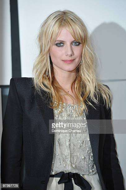 Melanie Laurent poses in Awards Room during 35th Cesar Film Awards at Theatre du Chatelet on February 27, 2010 in Paris, France.