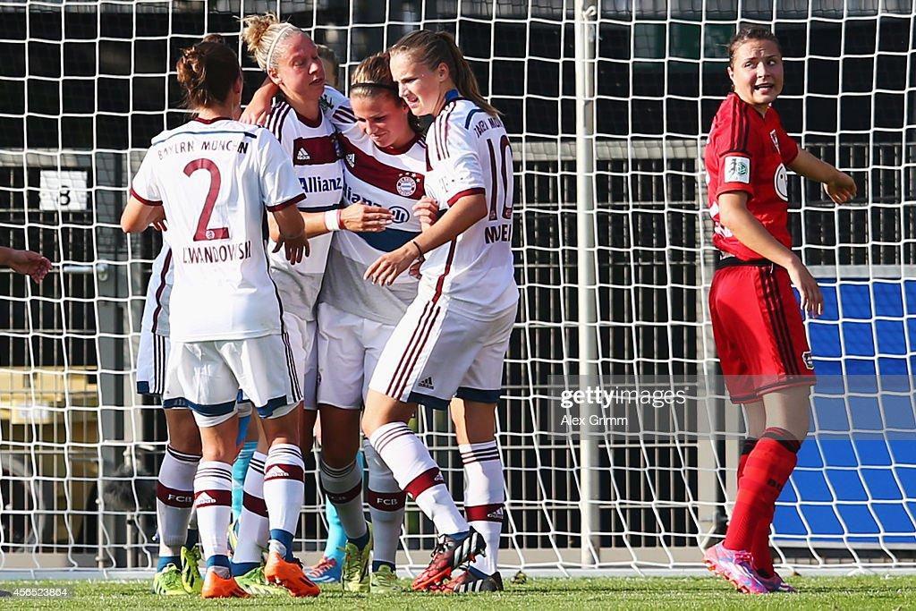 Allianz Frauen-Bundesliga - Bayer Leverkusen v FC Bayern Muenchen