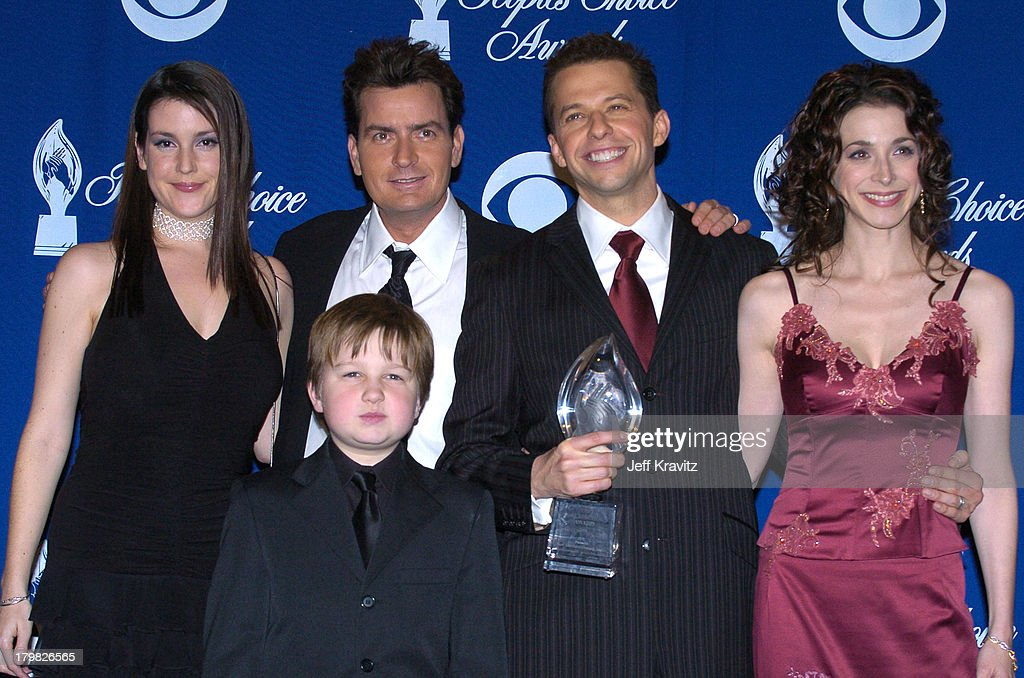 The 30th Annual People's Choice Awards - Press Room : News Photo