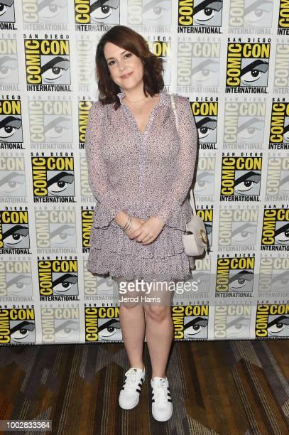 Melanie Lynskey attends Hulu's 'Castle Rock' Press Line during ComicCon International 2018 at Hilton Bayfront on July 20 2018 in San Diego California