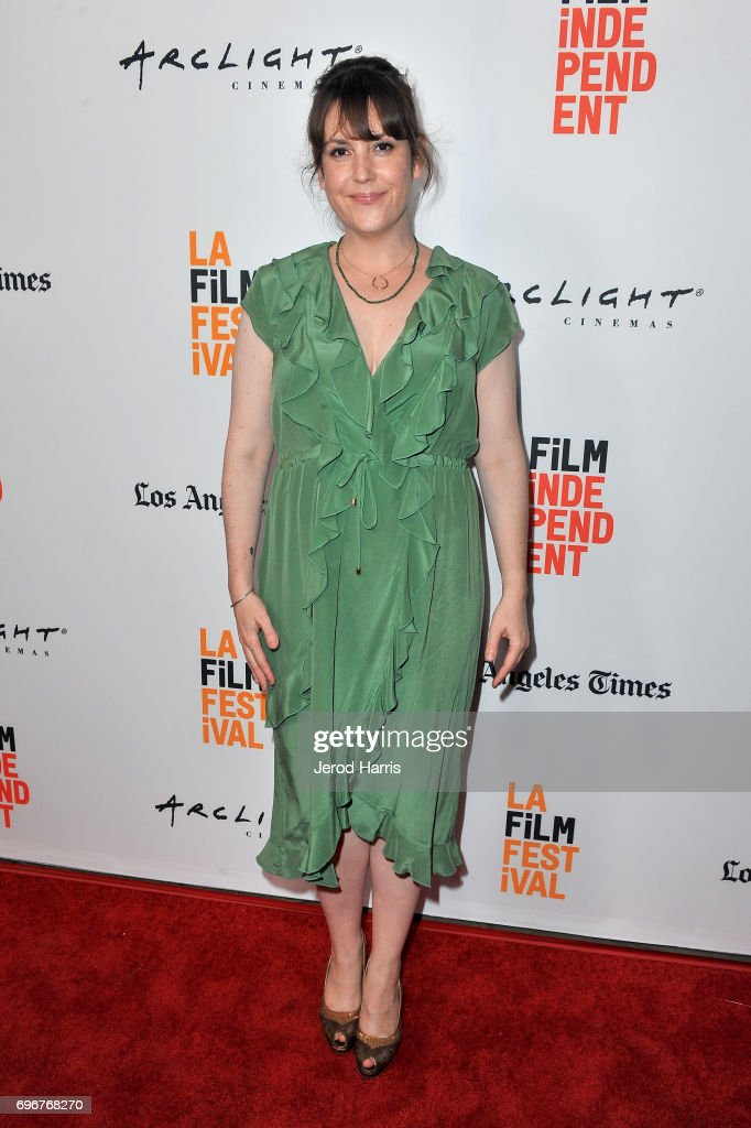 Melanie Lynskey attends premiere of 'And Then I Go' during 2017 Los Angeles Film Festival at Arclight Cinemas Culver City on June 16, 2017 in Culver City, California.