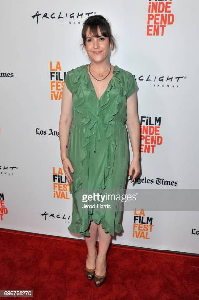 """Melanie Lynskey attends premiere of """"And Then I Go"""" during 2017 Los Angeles Film Festival at Arclight Cinemas Culver City on June 16, 2017 in Culver..."""