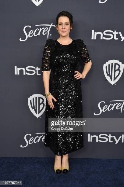 Melanie Lynskey attends the 21st Annual Warner Bros And InStyle Golden Globe After Party at The Beverly Hilton Hotel on January 05 2020 in Beverly...