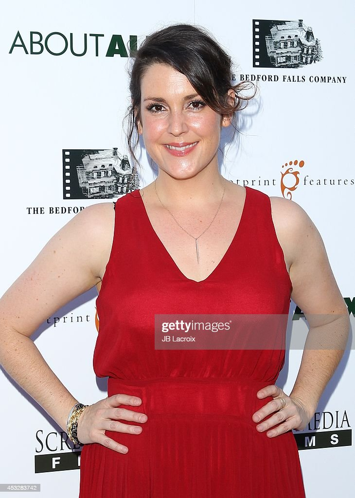 Melanie Lynskey attends the 'About Alex' Los Angeles premiere held at the Arclight Theater on August 6, 2014 in Hollywood, California.