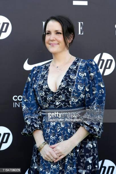 Melanie Lynskey attends the Conservation International ELLE Los Angeles Gala at Milk Studios on June 08 2019 in Hollywood California