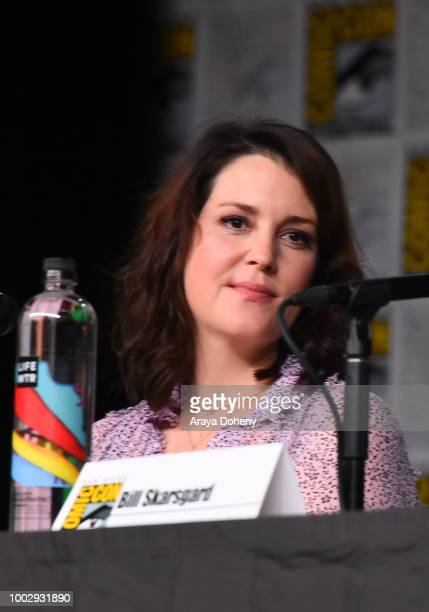 Melanie Lynskey attends the Hulu's Castle Rock panel at ComicCon 2018 on July 20 2018 in San Diego California