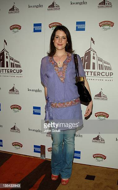 Melanie Lynskey during HD Buttercup Inaugural Celebrity Treasure Hunt for Charity and Cinco de Mayo After Party at HD Buttercup at Helms Bakery...