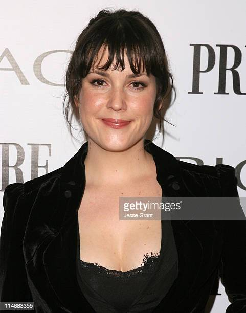 Melanie Lynskey during Premiere Magazine Announces Best Performances of 2006 A Cocktail Party Celebrating 24 Industry Greats Arrivals at Sunset Tower...