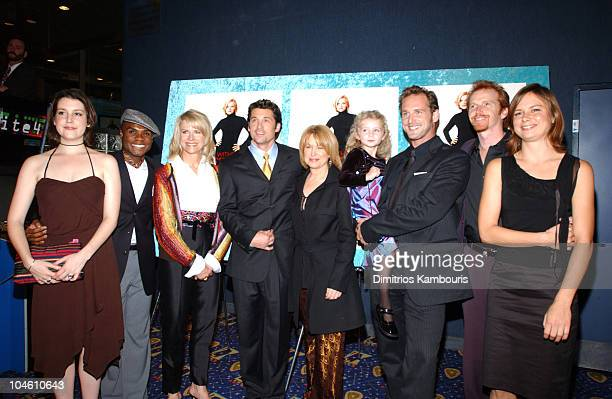 Melanie Lynskey Nathan Lee Graham Candice Bergen Patrick Dempsey Mary Kay Place Kelsey Lowenthal Josh Lucas and Mary Lynch