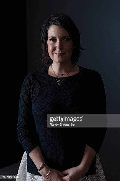 Melanie Lynskey of 'The Intervention' poses for a portrait at the 2016 Sundance Film Festival on January 26 2016 in Park City Utah