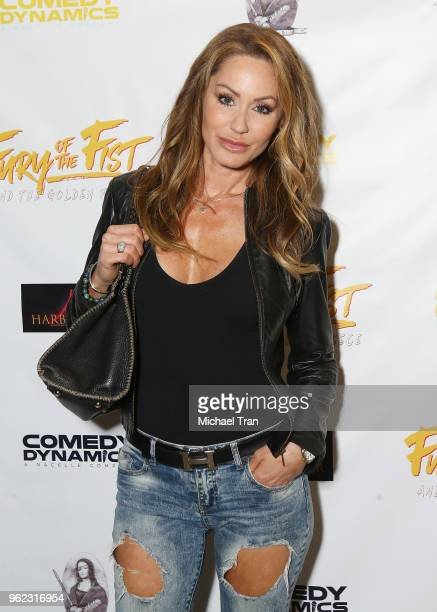 Melanie Marden attends the Los Angeles premiere of Comedy Dynamics' The Fury Of The Fist And The Golden Fleece held at Laemmle's Music Hall 3 on May...