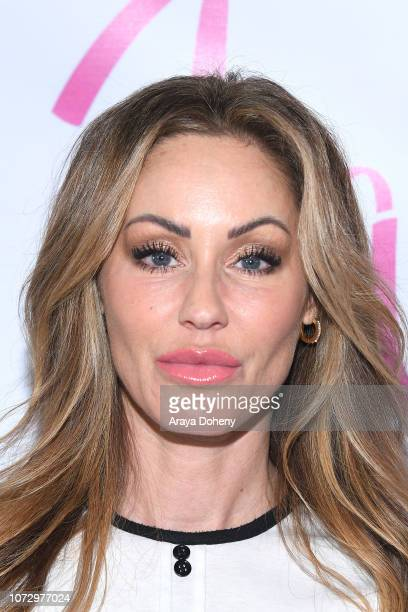 Melanie Marden attends the URBAN2020 Fabrice Spies Benefiting STOP Trafficking of People on December 13 2018 in Los Angeles California