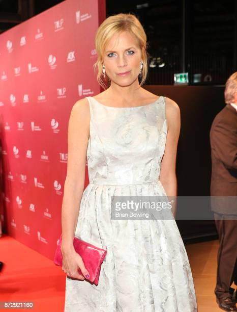 Melanie Marschke attends the TULIP Gala 2017 at MetropolisHalle on November 11 2017 in Potsdam Germany