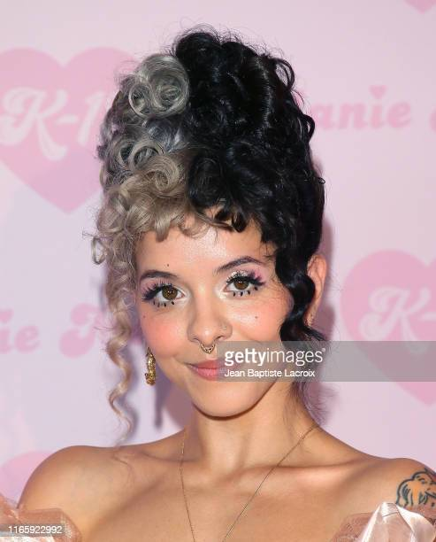 Melanie Martinez attends the LA premiere of K12 at ArcLight Cinerama Dome on September 03 2019 in Hollywood California