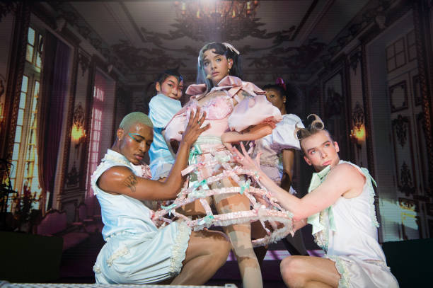 FRA: Melanie Martinez Performs At L'Olympia In Paris