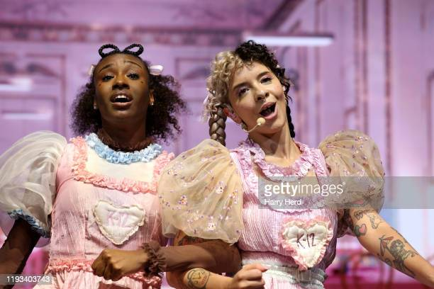 Melanie Martinez performs at Portsmouth Guildhall on December 11 2019 in Portsmouth England