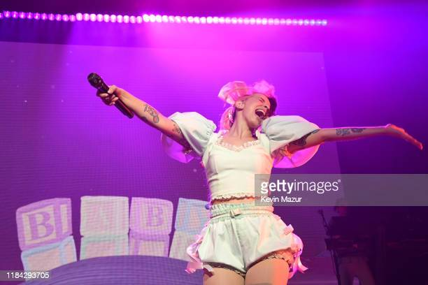 Melanie Martinez performs onstage during The K12 Tour at Hammerstein Ballroom on October 29 2019 in New York City