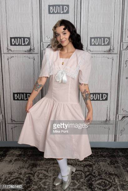 Melanie Martinez visits Build Series to discuss K12 at Build Studio on September 06 2019 in New York City